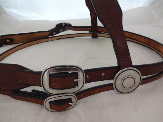 1022 3D 1 1//2 Inch Brown Men/'s Western Basic Belt NEW