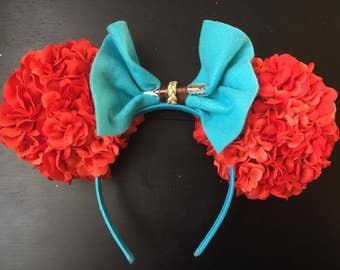 Mickey/Minnie Ear Headband - Pick your own design!