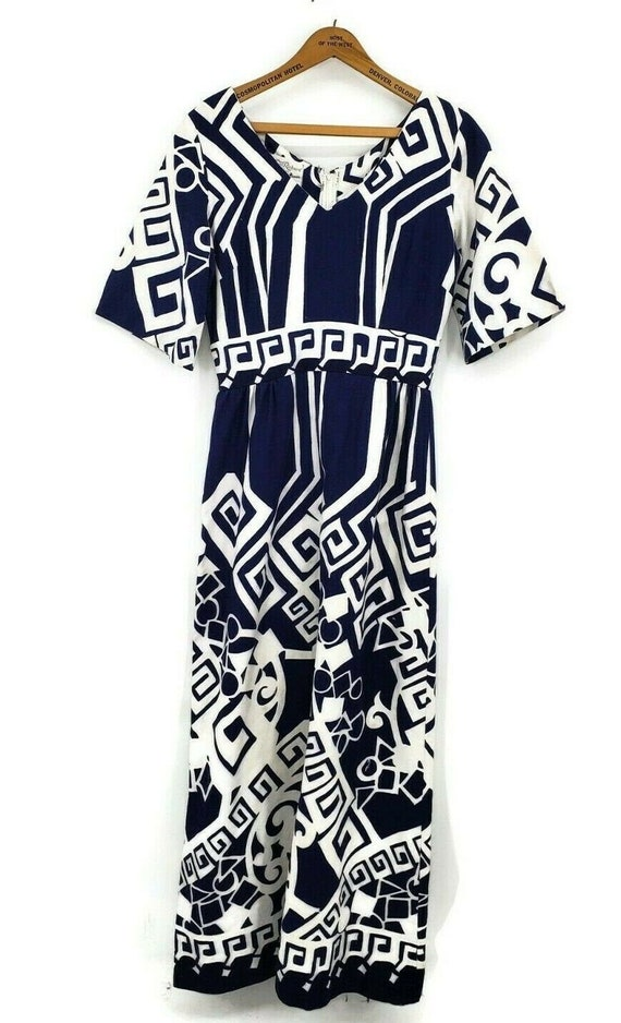 Vintage Tori Richard Liberty House Dress Womens 14