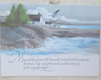 Current inc cards etsy vintage inspiration greeting card by current inc made in usa m4hsunfo