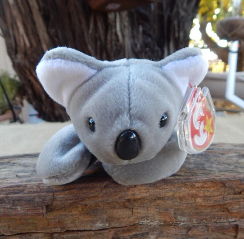 df0fafa96a3 TY Beanie Baby Mel the Koala Mel the Koala Beanie Baby