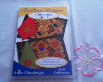 Anita Goodesign Quilting Designs Full Collection