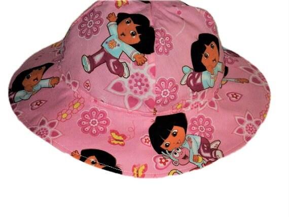 Girls Sun Hat Toddler Sun Hat Floppy Beach Hat Frozen Or  840796d9d58