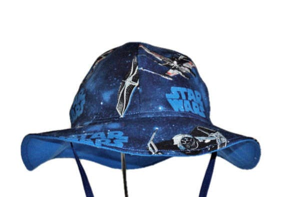 29efd8bf ... promo code for star wars hat baby sun hat kids sun hat star wars baby  etsy