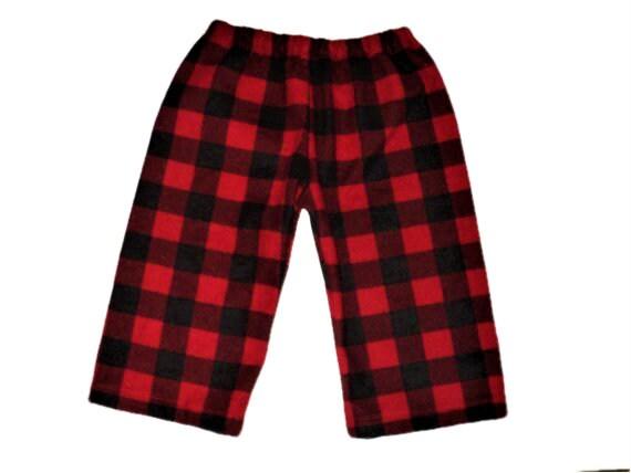 Christmas Pajama Pants.Matching Christmas Pajama Pants Kids Pj Pants Buffalo Plaid Holiday Pajama Pants Flannel Bottoms Children Boy Girl Toddler Baby Xmas