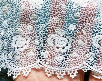Irish lace   Etsy