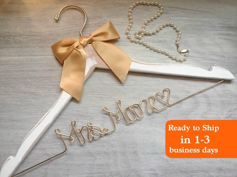 Wedding Dress Bridal Shower Gift Gift for Bride Wedding image 0