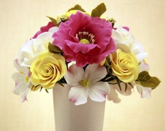 Spring Flowers - ColdPorcelainArt - Made to Order