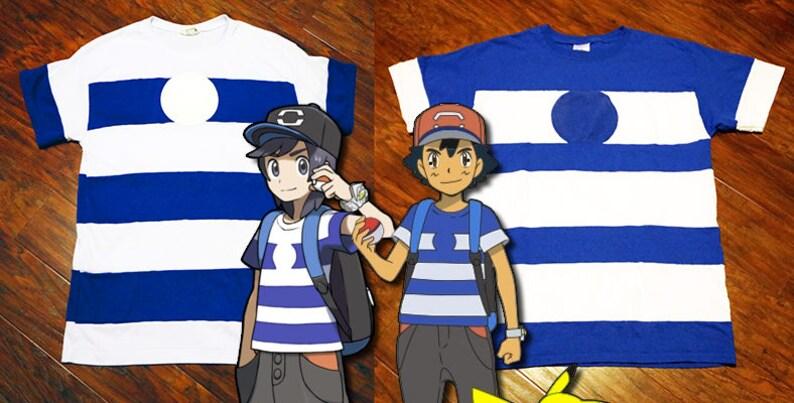 aded5e9d Alola t-shirt Sun or Ash from Pokemon Sun/Moon | Etsy