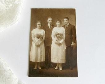 Vintage Couples Photo