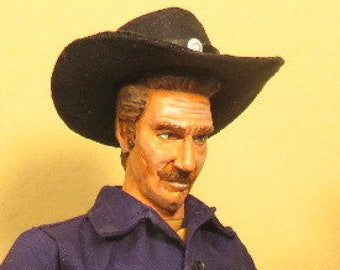 Western Paladin by Old Days of Yore (Made to order) 1/6 scale Cowboy