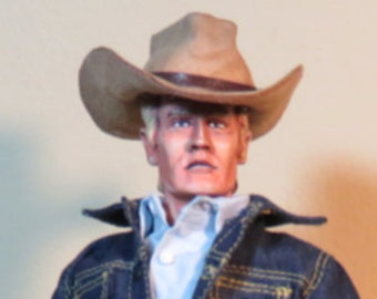 Custom Cowboy Lucas the Rancher (Made to Order) 1/6 scale