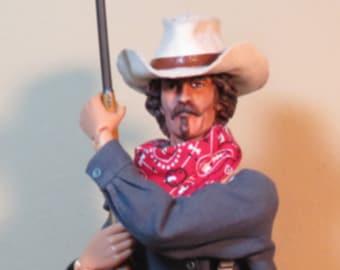 Custom Long Range Marksman Cowboy 1/6 scale cowboy