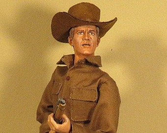 Bounty Hunter by Old Days of Yore (Made to order) 1/6 scale Cowboy