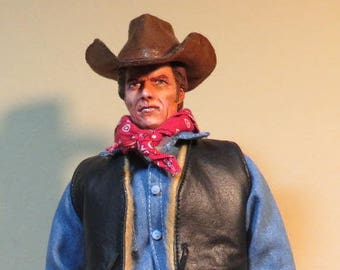 Custom Drover Rowdy Cowboy (Made to Order) 1/6 Scale
