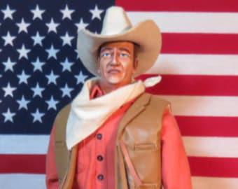 Custom Cole Thornton Legendary Hollywood Cowboy (In Stock!) 1/6 scale