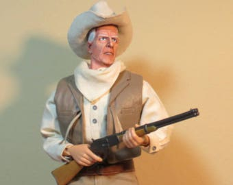 Custom Cowboy Montana (Made to Order) 1/6 scale