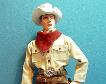 Custom Cowboy Wyoming Ranch Foreman (Made to Order) 1/6 scale
