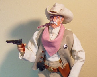 Custom Cowboy Limited Edition Ranger Gus (Made to Order) 1/6 scale