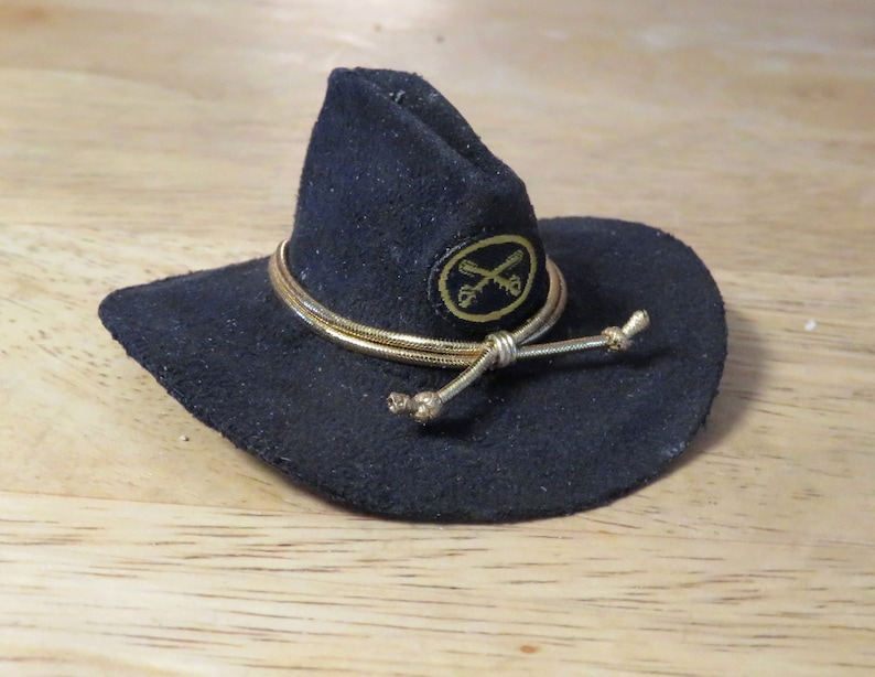 c6be8c46e22 1870 Cavalry Hat in 1 6 Scale by Old Days of Yore
