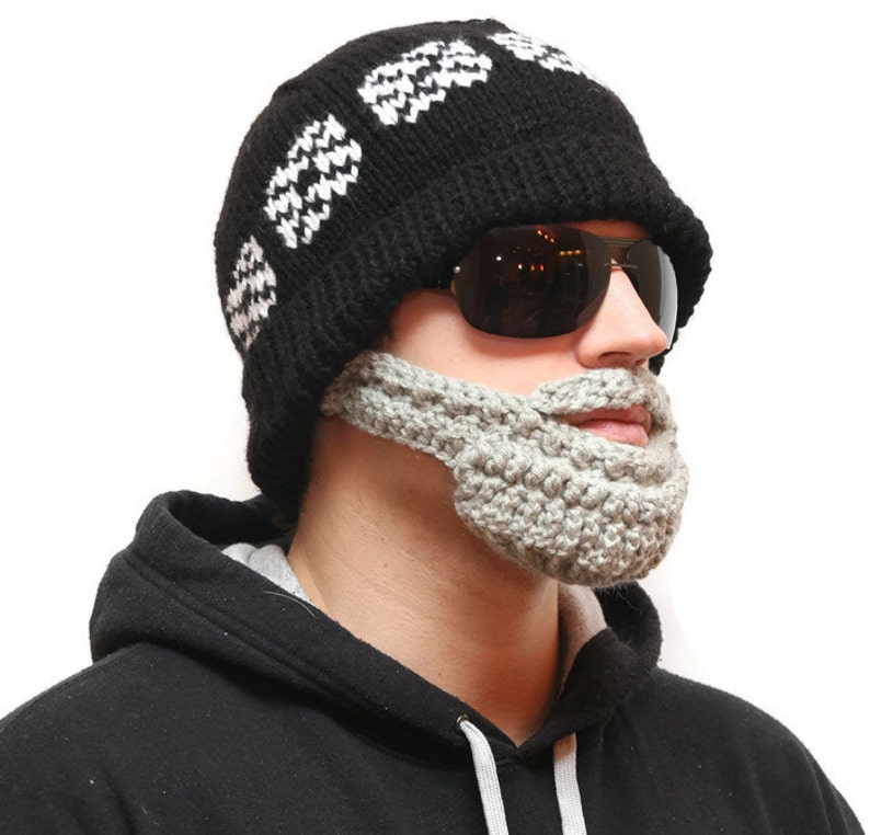 e68440551d1 WINTER FACE WARMER Beard hat beard hats bearded beanies