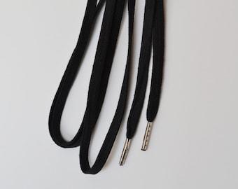Corset Lace - Black - 5 yard length
