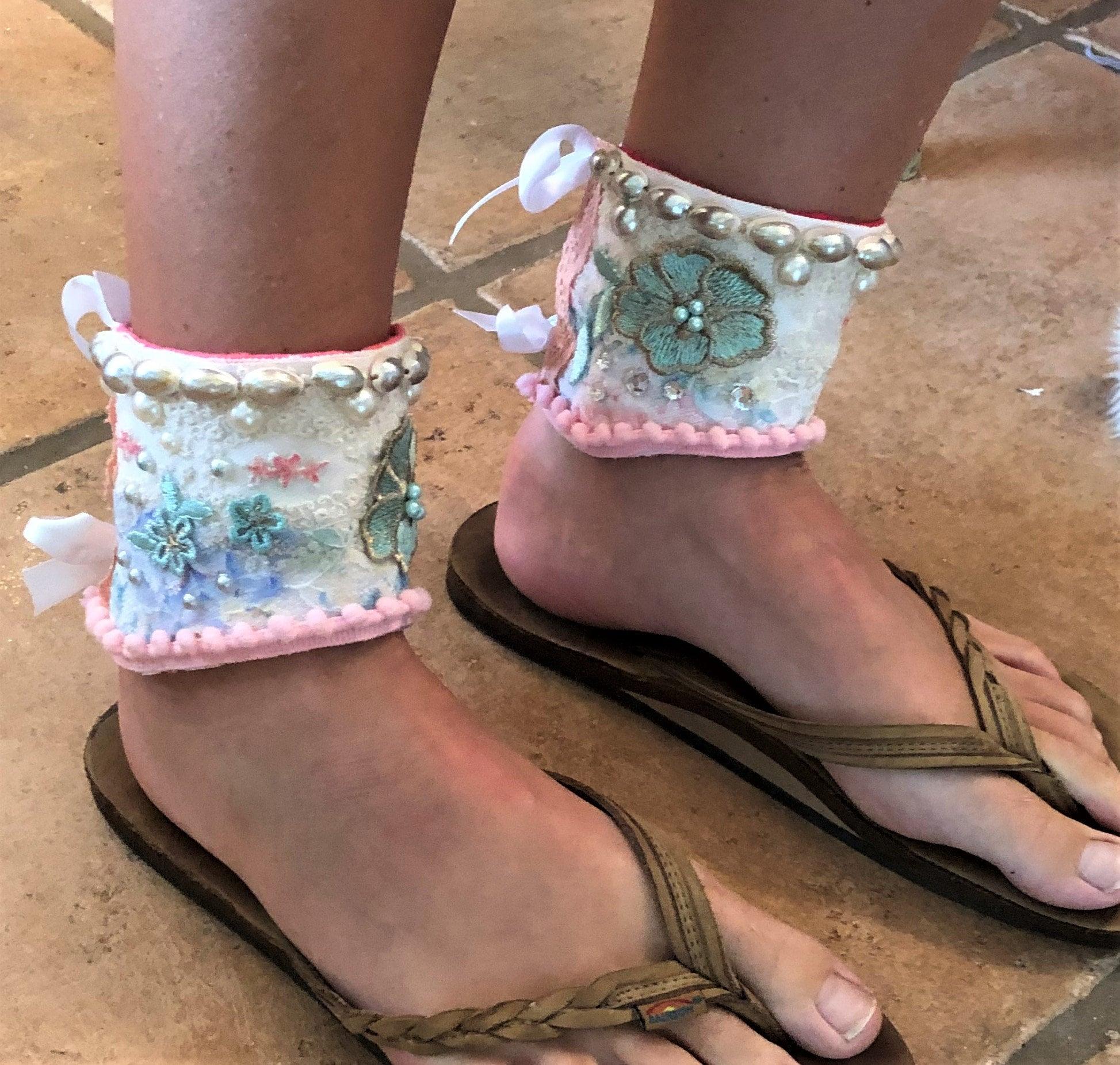 Friendship Anklet Womens Surfer Anklet Waterproof Beach Anklet Boho Ankle Bracelet Gift for Girlfriend Adjustable Beaded Anklet