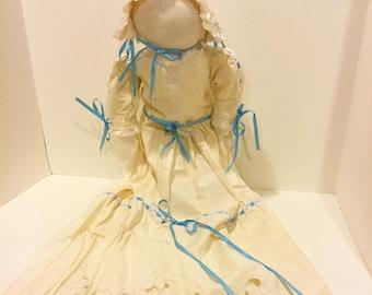 Handmade Amish. Doll