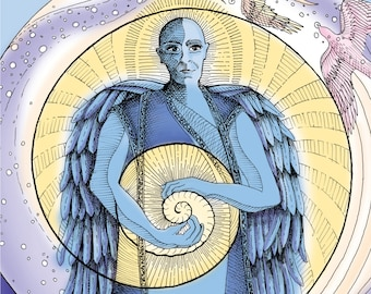 Blue Angel-A7 card