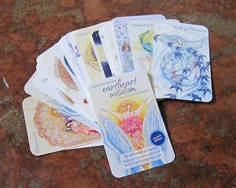 EartHeart Affirmation Card Deck - Inspirational