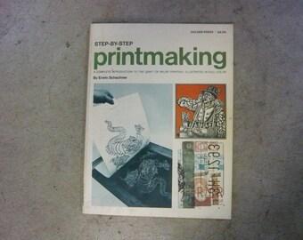 Step-By-Step Printmaking