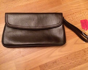 Dark Brown Snatch Purse