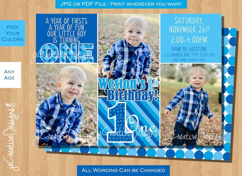 1st birthday boy invitation boy first birthday invitation 1st birthday invitatio... 1st birthday boy invitation boy first birthday invitation 1st birthday ...