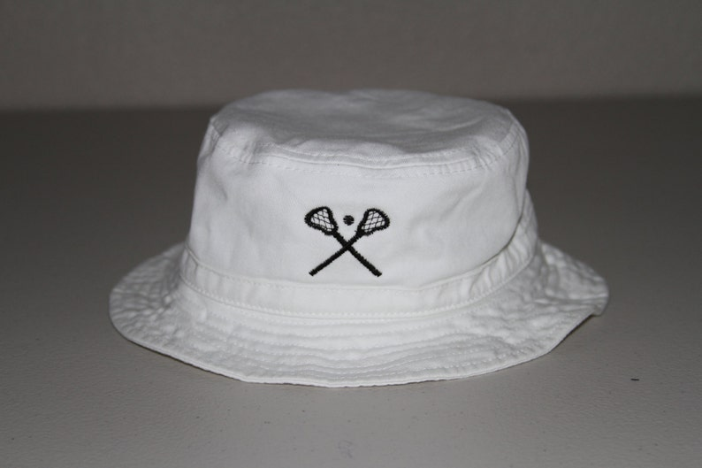 2799817248a Bucket Hat with Chinstrap for Infants and Toddlers