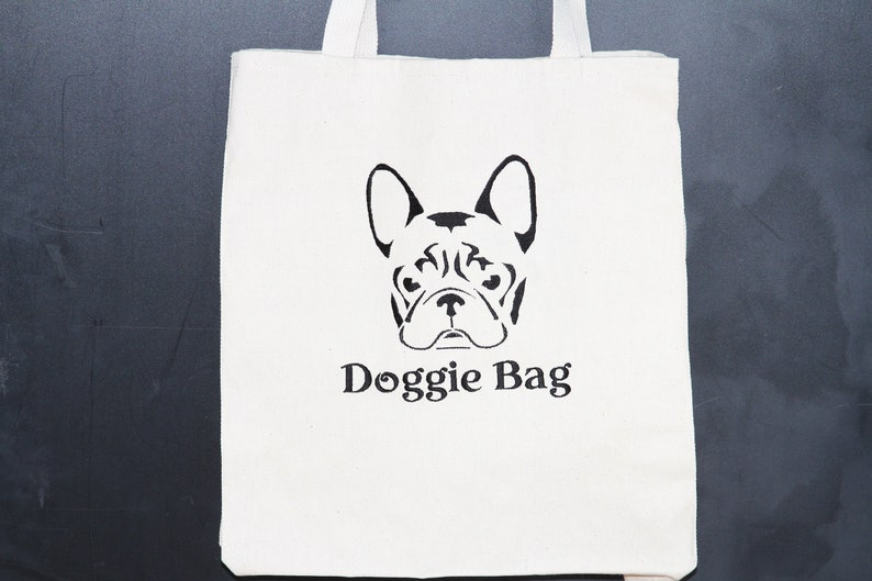 eco tote bag Pet Tote pet supply carrier teacher gift doggie bag pet lover gifts Gift Bag dog breed gifts PERSONALIZED Gift Tote Bag