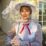 Mary Poppins Jolly Holiday Dress for Adults