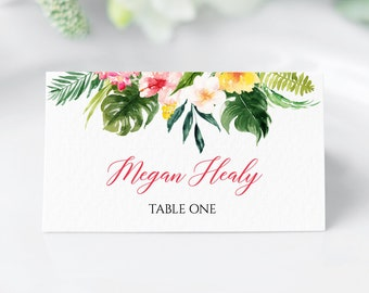 Table No & Escort Cards