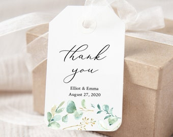 Tags, Labels & Favors