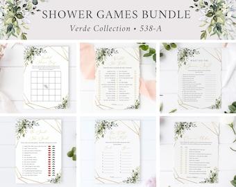 Bridal Shower Games