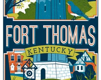 Fort Thomas, Kentucky poster