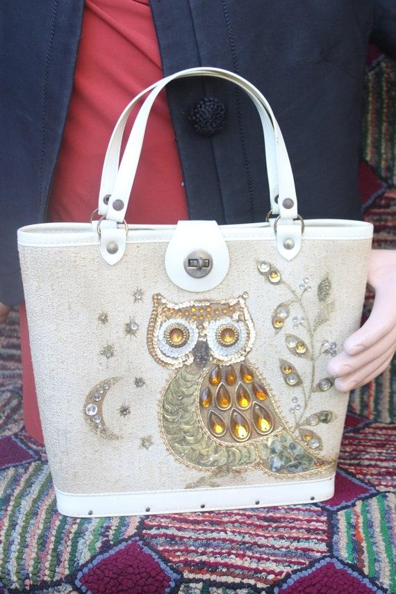 Vintage Enid Collins Look Handbag