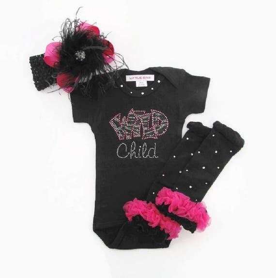 Personnalisé paillettes nom Bébé Gilet Filles volants Baby Girly Bébé Cadeaux nouveau-né