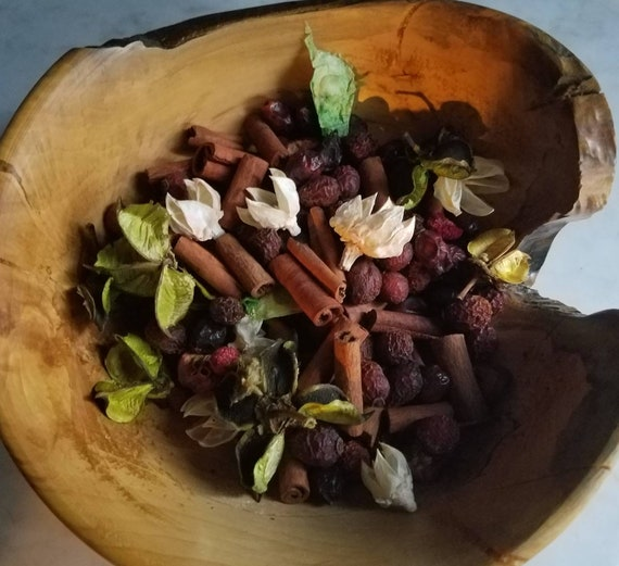 Fall primitive potpourri ~ Apple Orchard ~ 12 oz
