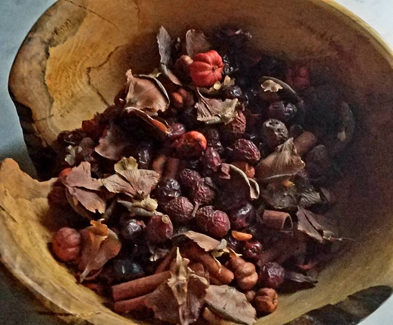 Fall primitive potpourri ~ Country Bumpkin~ 12 oz