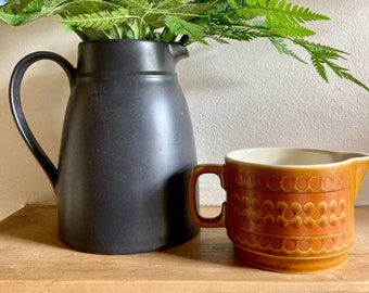 Hornsea - Saffron - Milk Jug - Creamer - 1970s