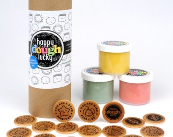 ON SALE 3-Pack Happy Dough Lucky !!