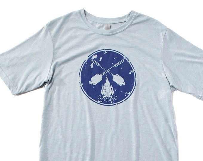 Campfire Cooking Tee