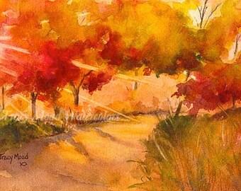 Autumn Trees 3