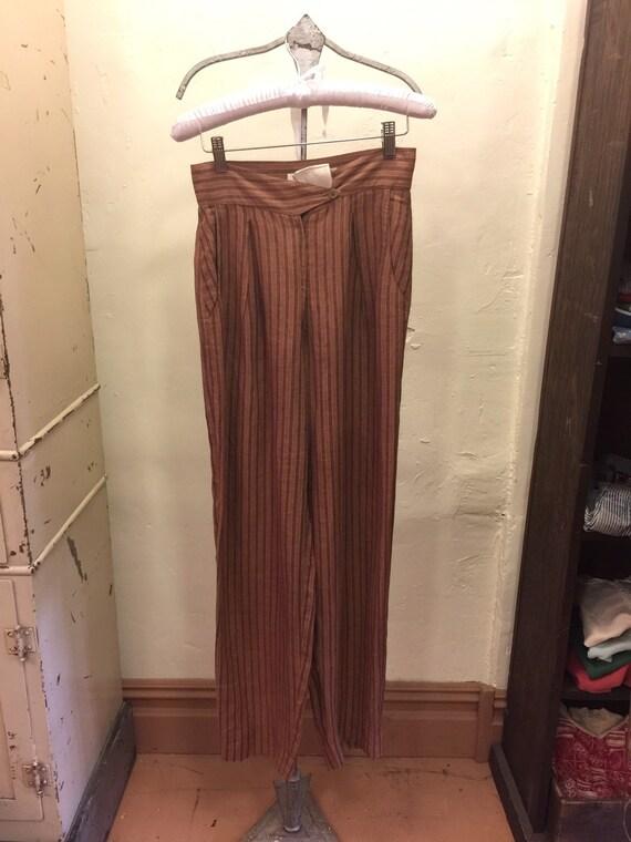 Late 1970s Pant Set