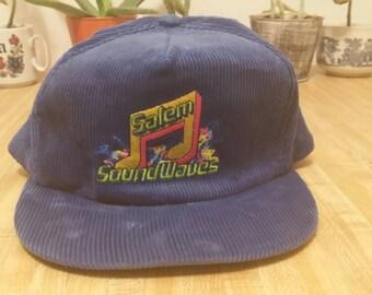 5d40f242af3fa Salem Cigarettes Vintage Courdoury Snapback Hat